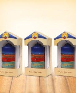 Nazareth Pilar Candles
