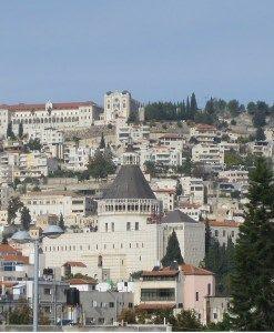 Nazareth City