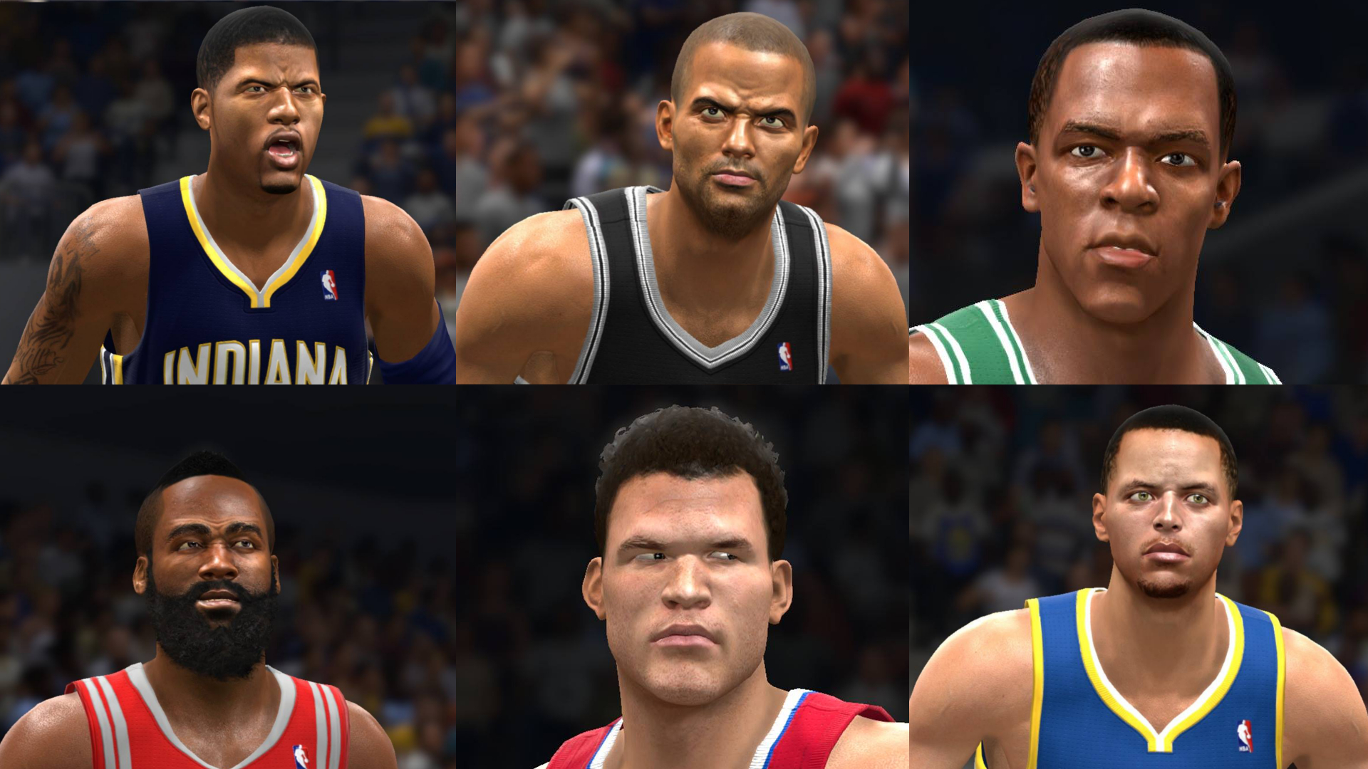 Animated Nba Wallpapers Quick Comparison Between Nba Live 14 And 15 Nlsc