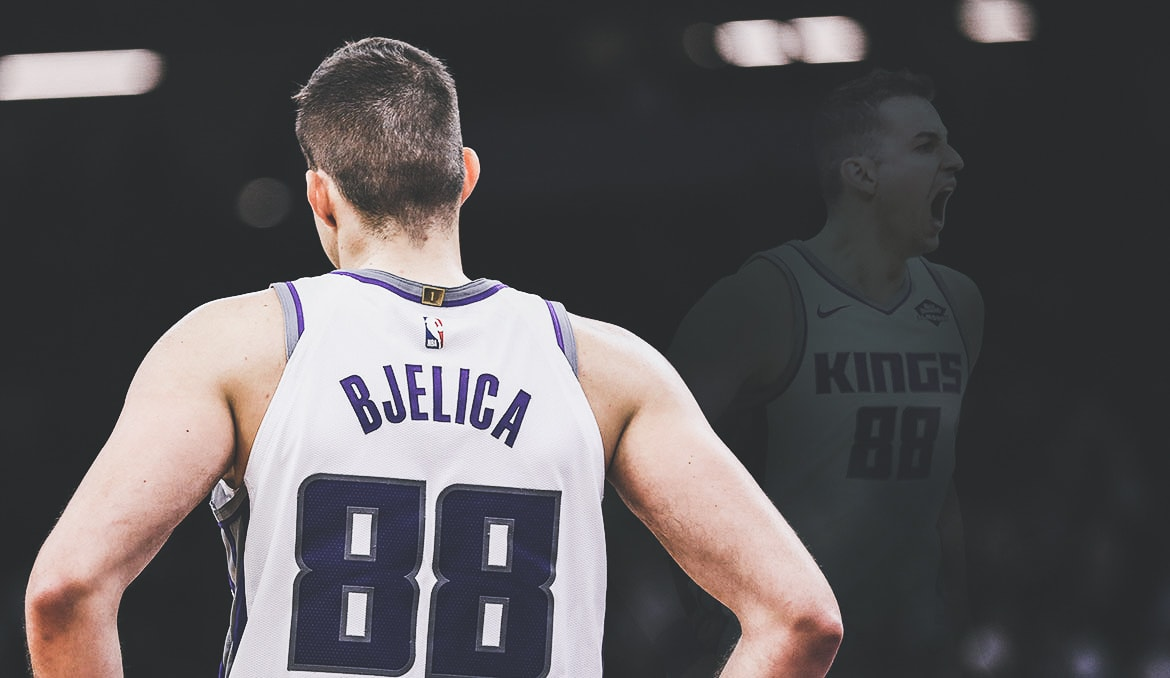 Nemanja Bjelica Finds His Stride With Kings Sacramento Kings