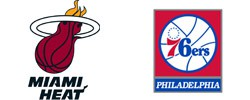 Playoffs NBA 2011 Miami vs Philadelphia