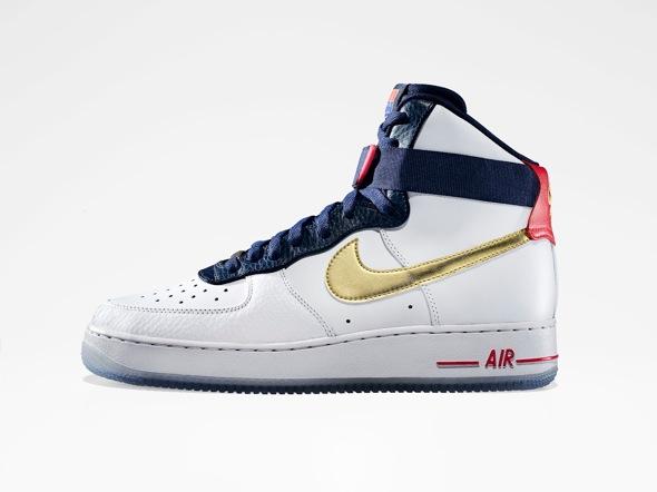 Nike Sportswear Air Force 1 Hi Dream Team