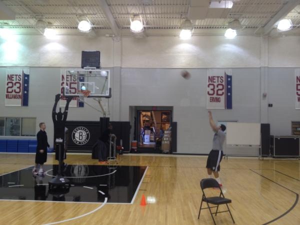 deronwilliams_entrenando
