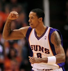 NBA: Playoffs-San Antonio Spurs at Phoenix Suns
