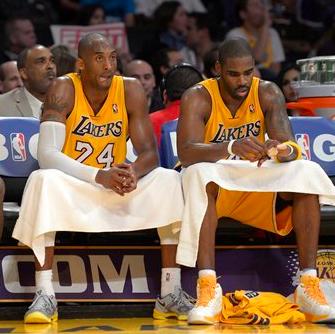Lakers Kobe Jamison