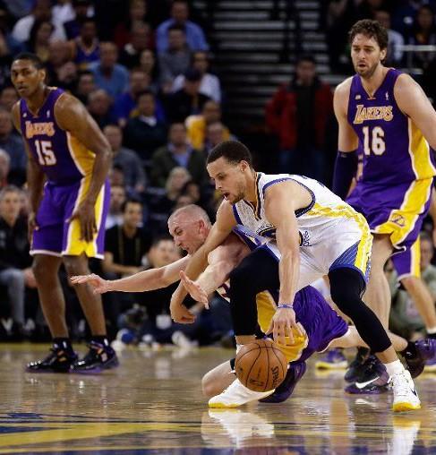 Warriors-Lakers