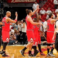 Bulls Heat