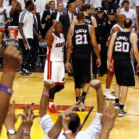 Spurs Heat Finales 2013