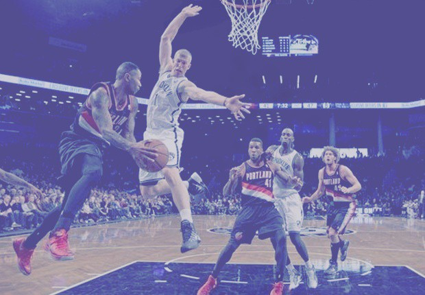 Nets Blazers