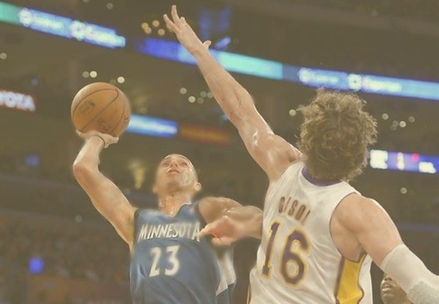 Wolves Lakers