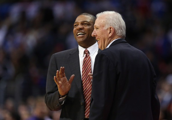 doc rivers y popovich