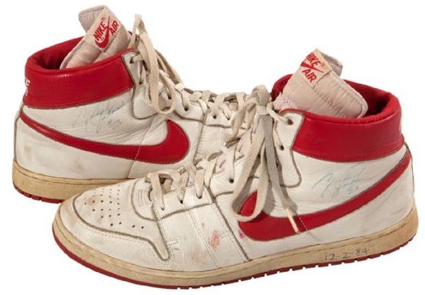 zapatillas novato rookie Nike Michael Jordan