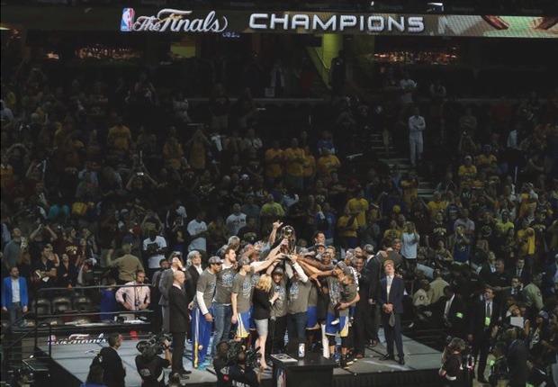 Warriors campeones 2015 NBA