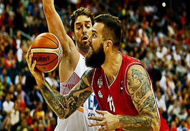 Espana vs Serbia