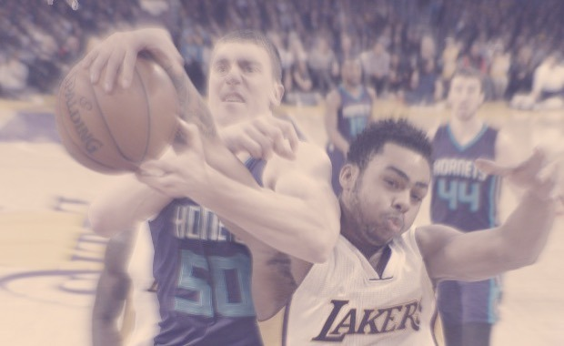 Lakers Hornets
