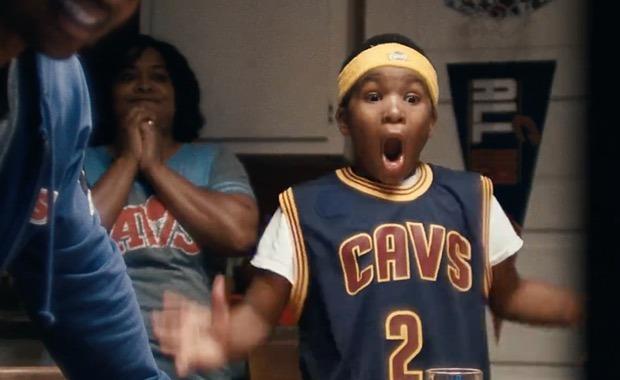 Enhorabuena Cleveland