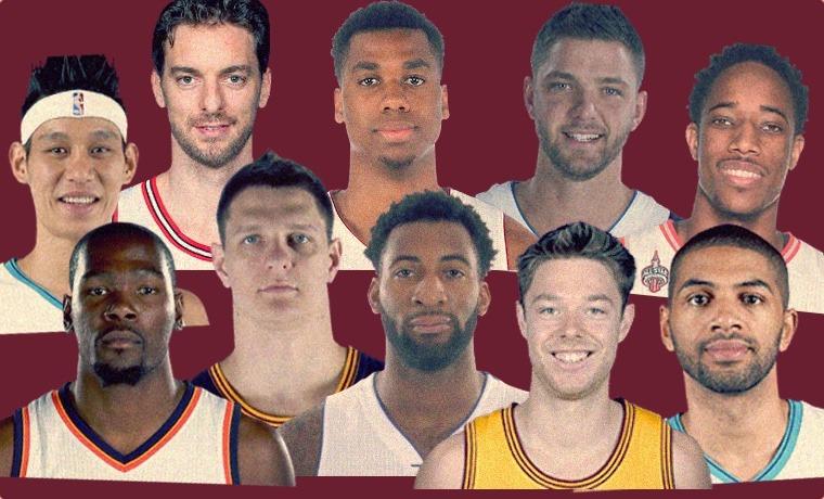 Fichajes NBA 2016