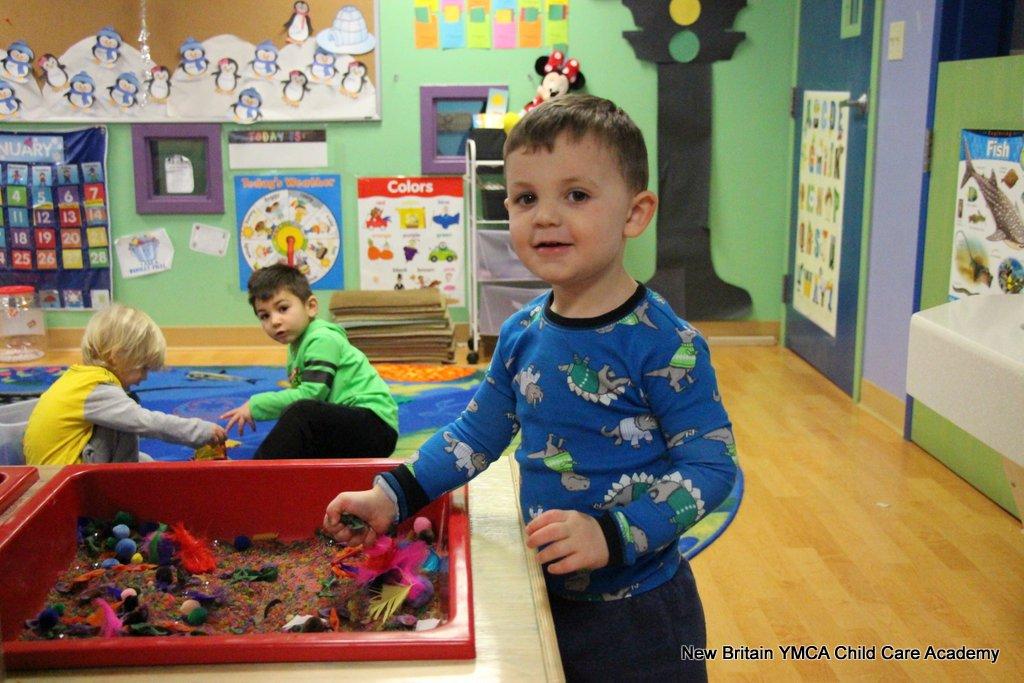 Child Care in New Britain, CT New Britain YMCA