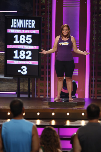 Week 14 Weigh-Ins   The Biggest Loser   NBC