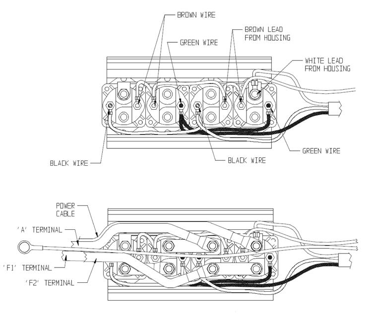 warn xd9000i remote wiring diagram