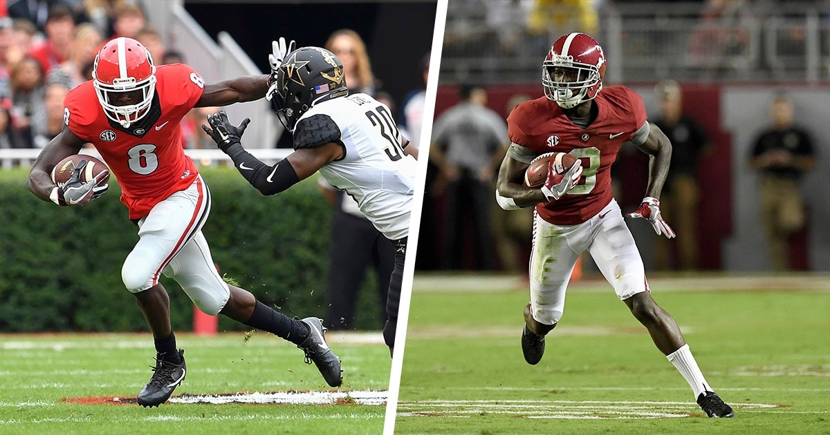 Ridley brothers ready to face each other in CFP Championship game