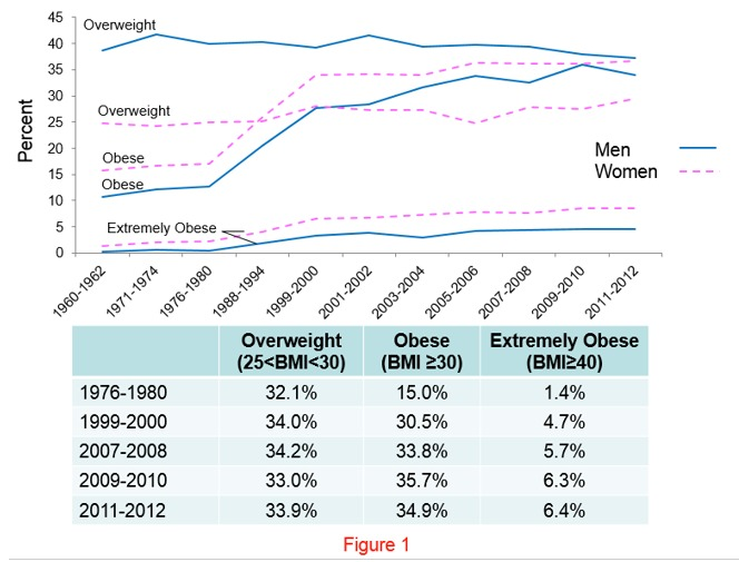 Regulation of Body Weight in Humans - Endotext - NCBI Bookshelf