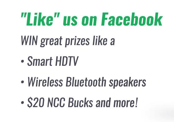 Facebook Bingo \u2013 NCC