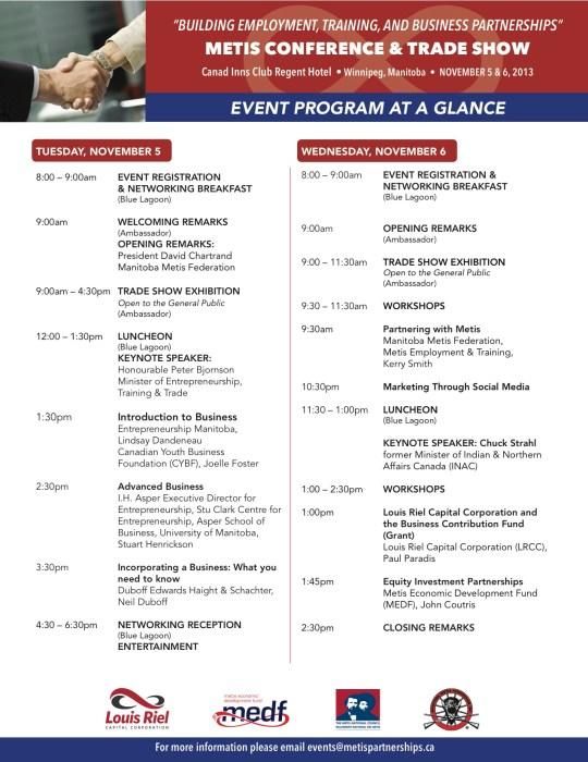 MEDF&LRCC Event Info