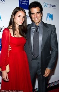 David Copperfield & Chloe Gosselin