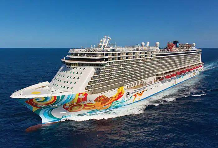 Norwegian Getaway Cruise Ship Deck Plans Norwegian Cruise Line