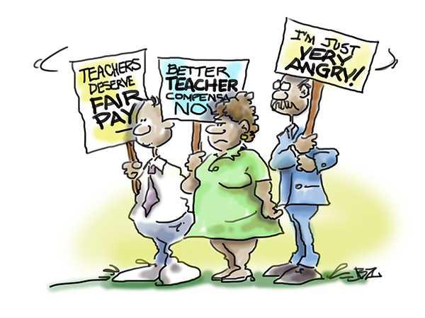 Teacher strikes on the wisdom of restraint - Teacher Quality Bulletin