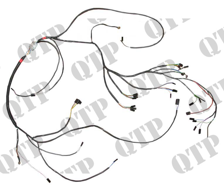 david brown 885 wiring diagram