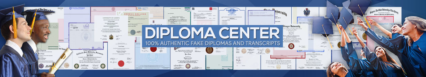 The most authentic fake college degrees