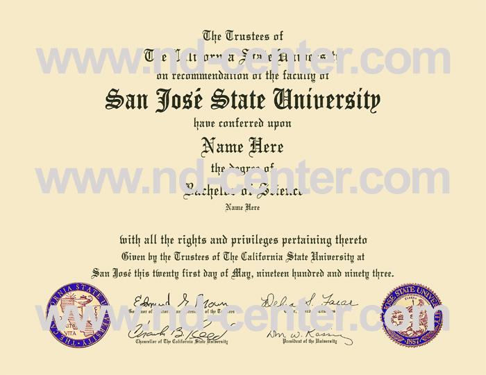 Excellent genuine fake college diploma