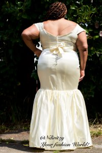 Plus size bridal gown  NdiRitzy