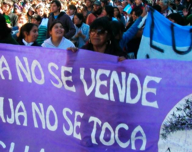 Megaminería en Andalgalá: un juez represor apaña a las multinacionales