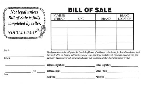 North Dakota Stockmen\u0027s Association - Download forms