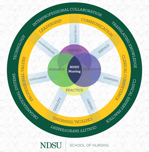 Mission and Vision School of Nursing NDSU