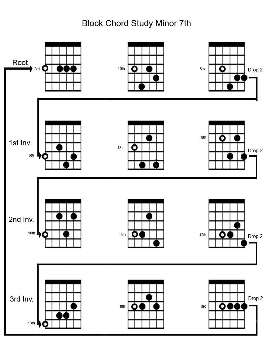 block diagram of guitar