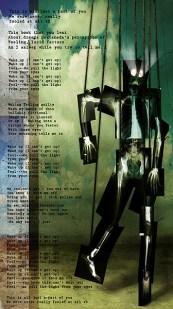 Illustration for Fencekiller CD liner notes