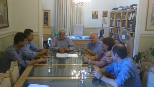 Π. Τατούλης «Οδηγός για τη χώρα το πρόγραμμα επανεκκίνησης του σιδηροδρόμου στην Πελοπόννησο» - Argoliki.Gr