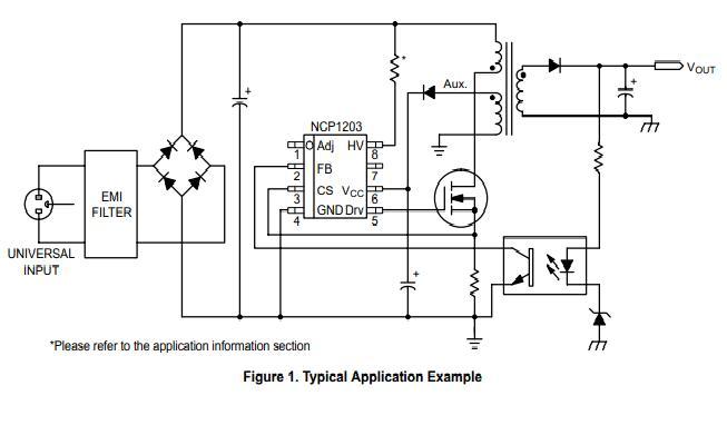 power adapter circuit
