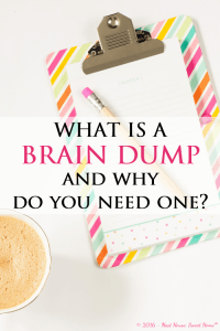 What Is a Brain Dump and Why Do You Need One?