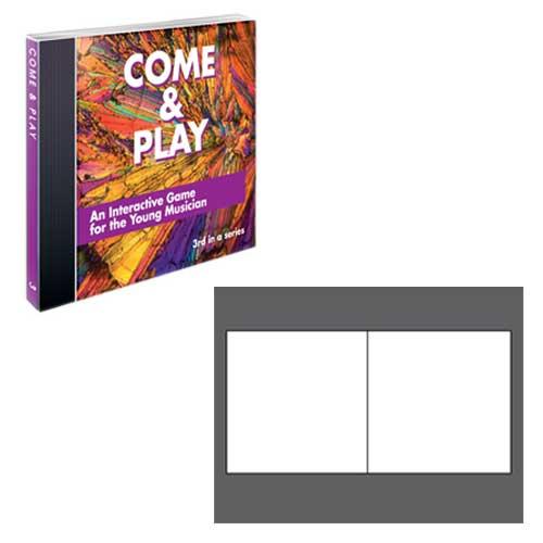 EconoMatte Jewel Case Inserts - 500 Booklets-CIP-192396 - cd case inserts