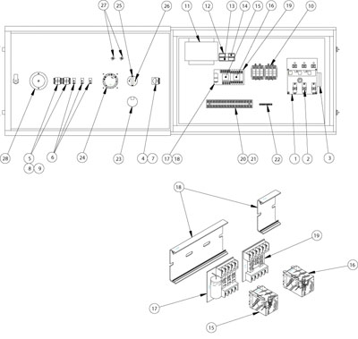 valley wiring diagrams