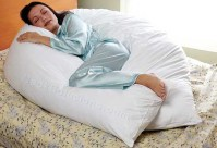 Large Body Pillow - 10 Foot Long