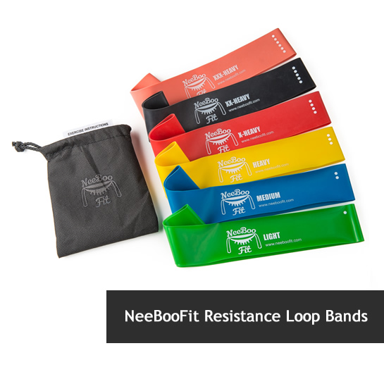 NeebooFit - Loop bands - Slider - JPEG