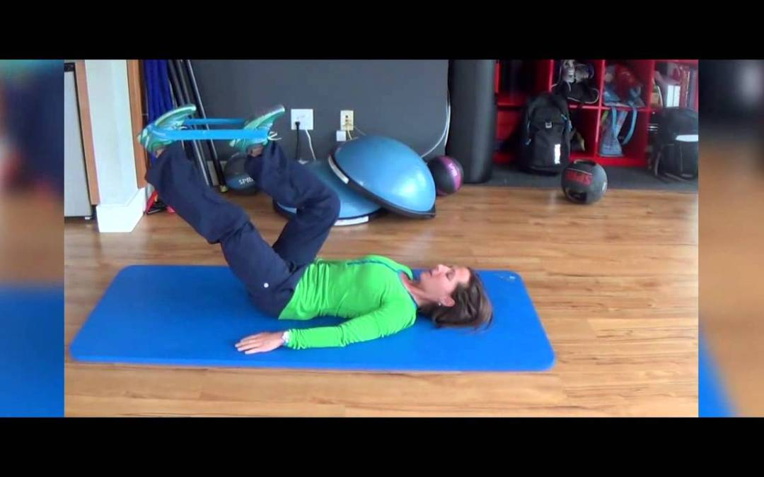 NeeBooFit Video – Single Leg Extension with Resistance Loop Bands