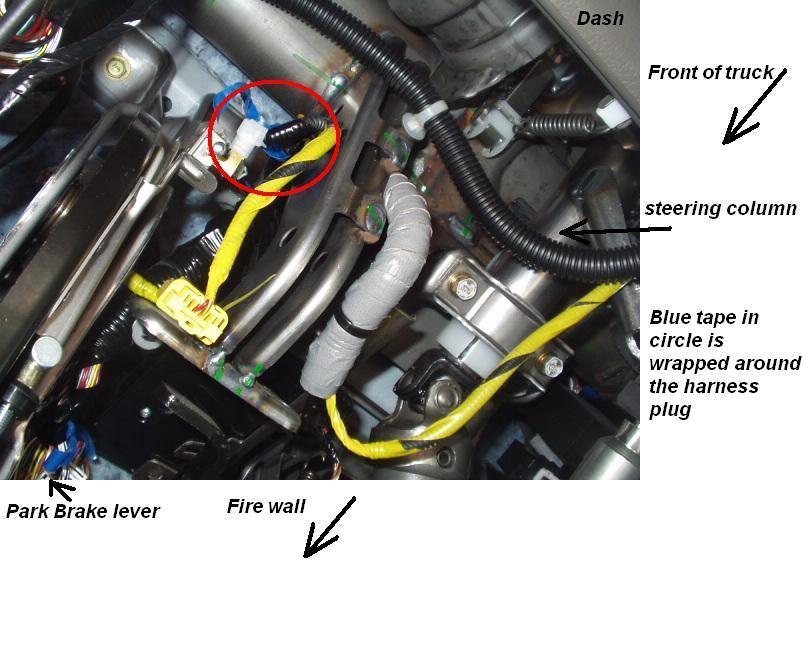 Honda Ridgeline Brake Controller Installation Instructions
