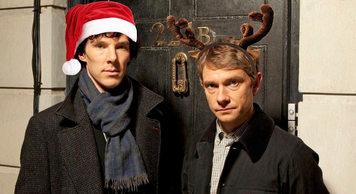 Sherlock Bbc Quotes Wallpaper 20 Lovely Sherlock Christmas Images And Gifs Nsf